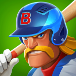 Super Hit Baseball  2.8 (MOD Unlimited Money)