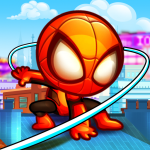 [APK] Super Spider Hero: City Adventure 1.4.4 (MOD Unlimited Money)