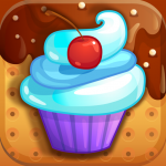 [APK] Sweet Candies 2 – Chocolate Cookie Candy Match 3 2.1.2  (MOD Unlimited Money)
