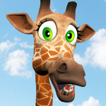 [APK] Talking George The Giraffe 15 (MOD Unlimited Money)