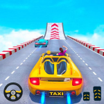 [APK] Taxi Car Stunts 3D: GT Racing Car Games 1.1.4(MOD Unlimited Money)