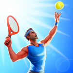 Tennis Clash 1v1 Free Online Sports Game  2.13.4 (MOD Unlimited Money)
