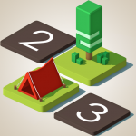 Tents and Trees Puzzles  1.6.21 (MOD Unlimited Money)
