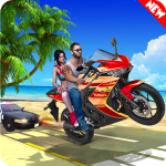 [APK] Theft Bike Drift Racing 1.6 (MOD Unlimited Money)