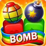Toy Bomb Blast & Match Toy Cubes Puzzle Game  6.01.5038 (MOD Unlimited Money)