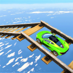 Mega Ramp – Car Stunts Games  1.0.44 (MOD Unlimited Money)