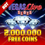 Vegas Live Slots Free Casino Slot Machine Games  1.2.81 (MOD Unlimited Money)