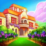 Vineyard Valley Match & Blast Puzzle Design Game  1.27.2 (MOD Unlimited Money)
