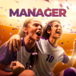 Women's Soccer Manager (WSM) – Football Management  1.0.45 (MOD Unlimited Money)