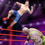 Cage Wrestling Games: Ring Fighting Champions  1.1.9 (MOD Unlimited Money)