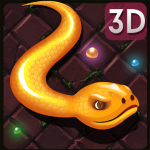 [APK] 3D Snake . io 40.8 (MOD Unlimited Money)