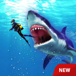 [APK] Angry Shark Attack – Wild Shark Game 2019 1.0.13 (MOD Unlimited Money)