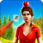 [APK] Apple Shooter Girl – 3d Archery Shooting Game 3 (MOD Unlimited Money)