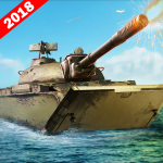[APK] Army Tank Battle War On Water : Armoured Vehicle 2.0 (MOD Unlimited Money)