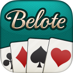 Belote.com Free Belote Game  2.1.8 (MOD Unlimited Money)