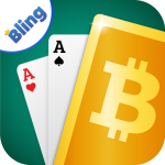 Bitcoin Solitaire Get Real Free Bitcoin  2.0.32 (MOD Unlimited Money)