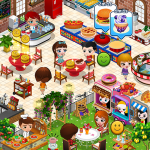 [APK] Cafeland – World Kitchen 2.1.53 (MOD Unlimited Money)