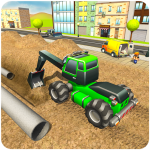 [APK] City Pipeline Construction Work : Plumber Game 1.0.4  (MOD Unlimited Money)
