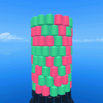 [APK] Color Tower-Hit master 1.7.1 (MOD Unlimited Money)