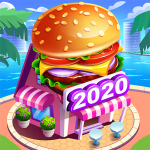 [APK] Cooking Marina – fast restaurant cooking games 1.5.04 (MOD Unlimited Money)