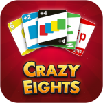 Crazy Eights 3D  2.8.14 (MOD Unlimited Money)