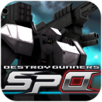 [APK] Destroy Gunners SPα 2.74 (MOD Unlimited Money)