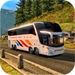 Euro Coach Bus Driving – offroad drive simulator  3.8 (MOD Unlimited Money)