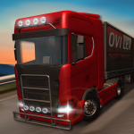 [APK] Euro Truck Driver 2018 3.1  (MOD Unlimited Money)