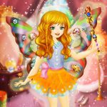 [APK] Fairy Dress Up for Girls Free 1.3.8 (MOD Unlimited Money)