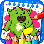 [APK] Fantasy – Coloring Book & Games for Kids 1.17 (MOD Unlimited Money)