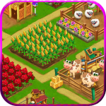 Farm Day Village Farming Offline Games  1.2.45 (MOD Unlimited Money)