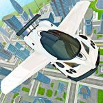 [APK] Flying Car Real Driving 2.8 (MOD Unlimited Money)