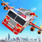 Fire Truck Games – Firefigther  32 (MOD Unlimited Money)