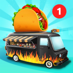 Food Truck Chef™ Emily's Restaurant Cooking Games  1.9.9 (MOD Unlimited Money)