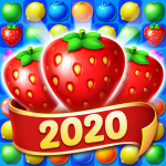 Fruit Diary Match 3 Games Without Wifi  1.26.1 (MOD Unlimited Money)