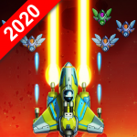 Galaxy Invaders Alien Shooter -Free shooting game  1.10.2 (MOD Unlimited Money)