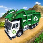 [APK] Garbage Truck Simulator Offroad Trash Driver Games 2.6 (MOD Unlimited Money)