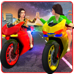 [APK] Girls Biker Gang 3D 1.2 (MOD Unlimited Money)