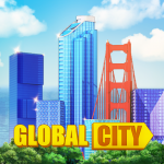 Global City Build your own world. Building Game  0.1.4662 (MOD Unlimited Money)