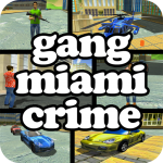 [APK] Grand Miami Gangster: Real Crime 11  (MOD Unlimited Money)