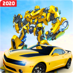 [APK] Grand Robot Car Transform 3D Game 1.19 (MOD Unlimited Money)