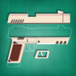 [APK] Gun Builder 3D 1.1.1 (MOD Unlimited Money)