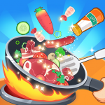 [APK] Happy Kitchen World  (MOD Unlimited Money) 1.9.5017