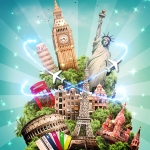 [APK] Hidden Objects World Tour – Search and Find 1.1.58b (MOD Unlimited Money)