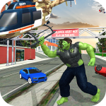 Incredible City Monster Hero Survival  4.7 (MOD Unlimited Money)