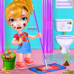 [APK] Keep Your House Clean – Girls Home Cleanup Game 1.2.57 (MOD Unlimited Money)