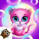 [APK] Kiki & Fifi Bubble Party – Fun with Virtual Pets 1.1.21 (MOD Unlimited Money)