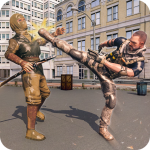 [APK] Kung Fu Commando 2020 : New Fighting Games 2020 4.6 (MOD Unlimited Money)