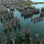 [APK] MEDIEVAL NAVAL OPS : WARSHIPS of WORLD 1.3 (MOD Unlimited Money)