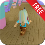 [APK] Mad Cookie Swirl Girl Adventure obby 1.4.2  (MOD Unlimited Money)